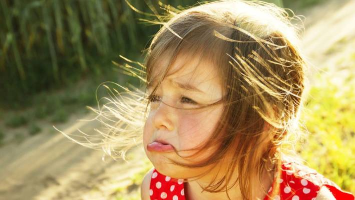 Three tips on how to make your kids tantrum less