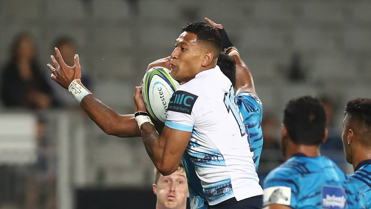 07e26617e73 Israel Folau  How Wallabies star s anti-gay posts left his career hanging  by a thread