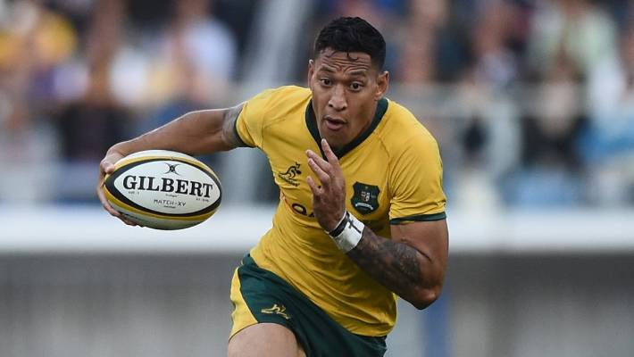 Israel Folau case could take years