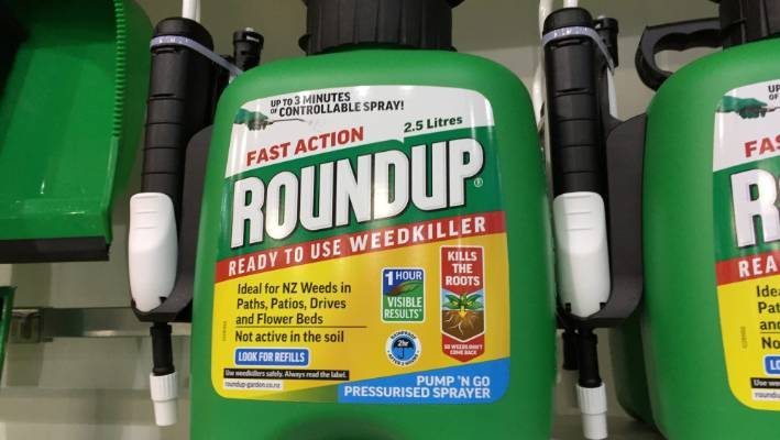 California Couple Awarded $2 Billion in Roundup Trial