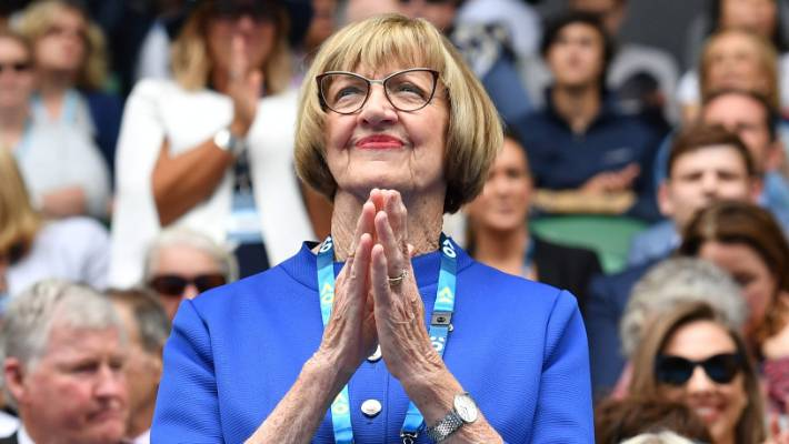 Israel Folau's views are straight out of the Bible: tennis ace Margaret Court