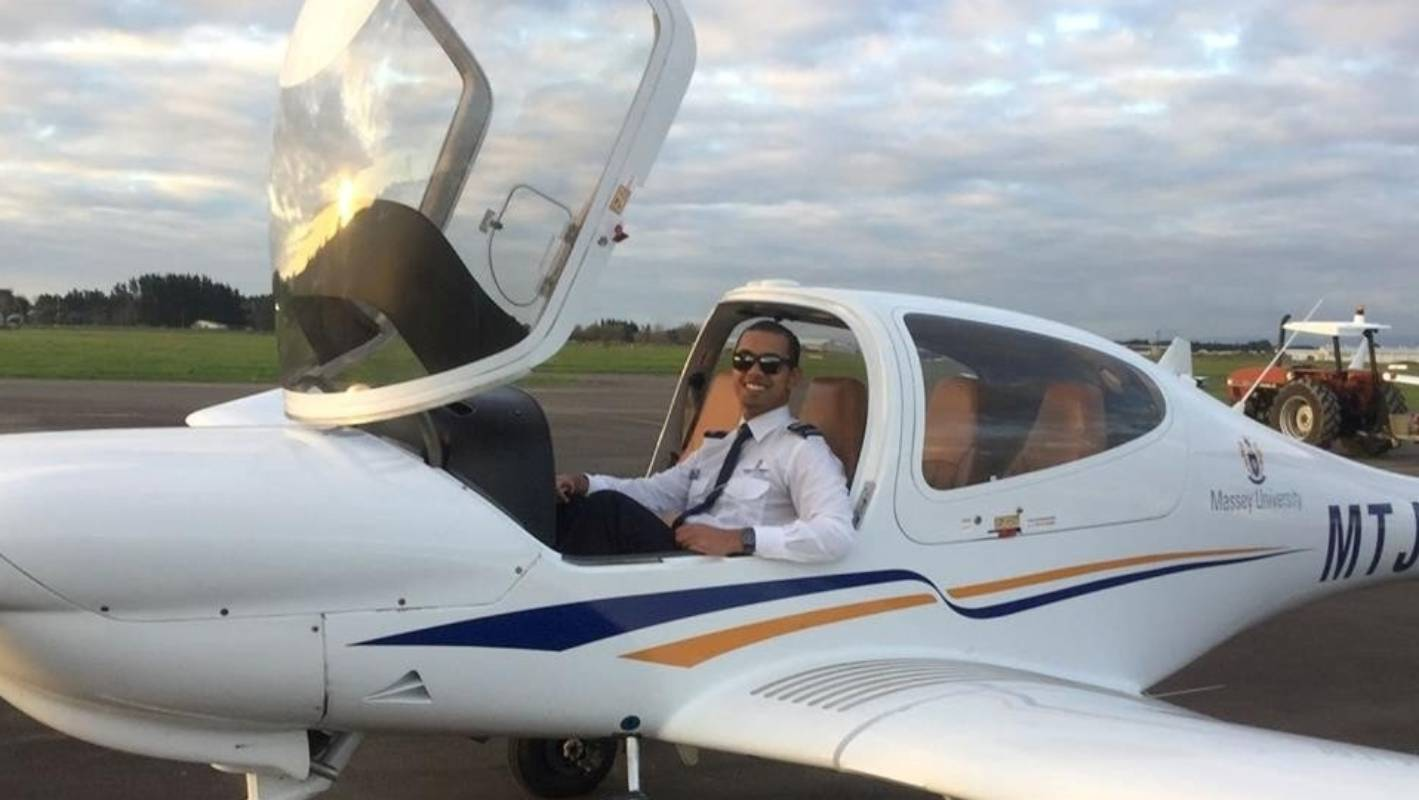 Family pays tribute after promising young pilot found dead in central Auckland