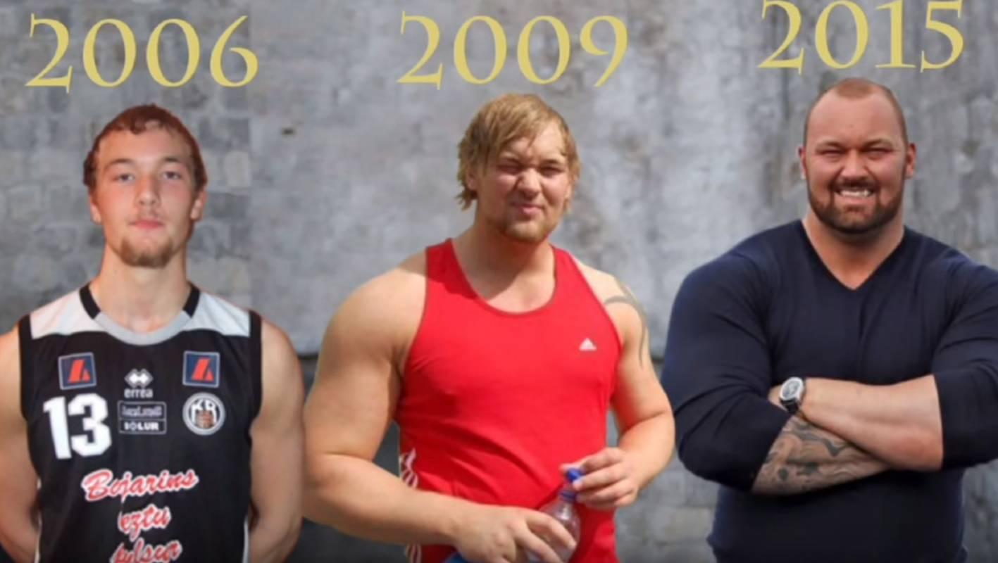 World strongest man competition steroids comic con dragon ball golden super saiyan vegeta funko pop