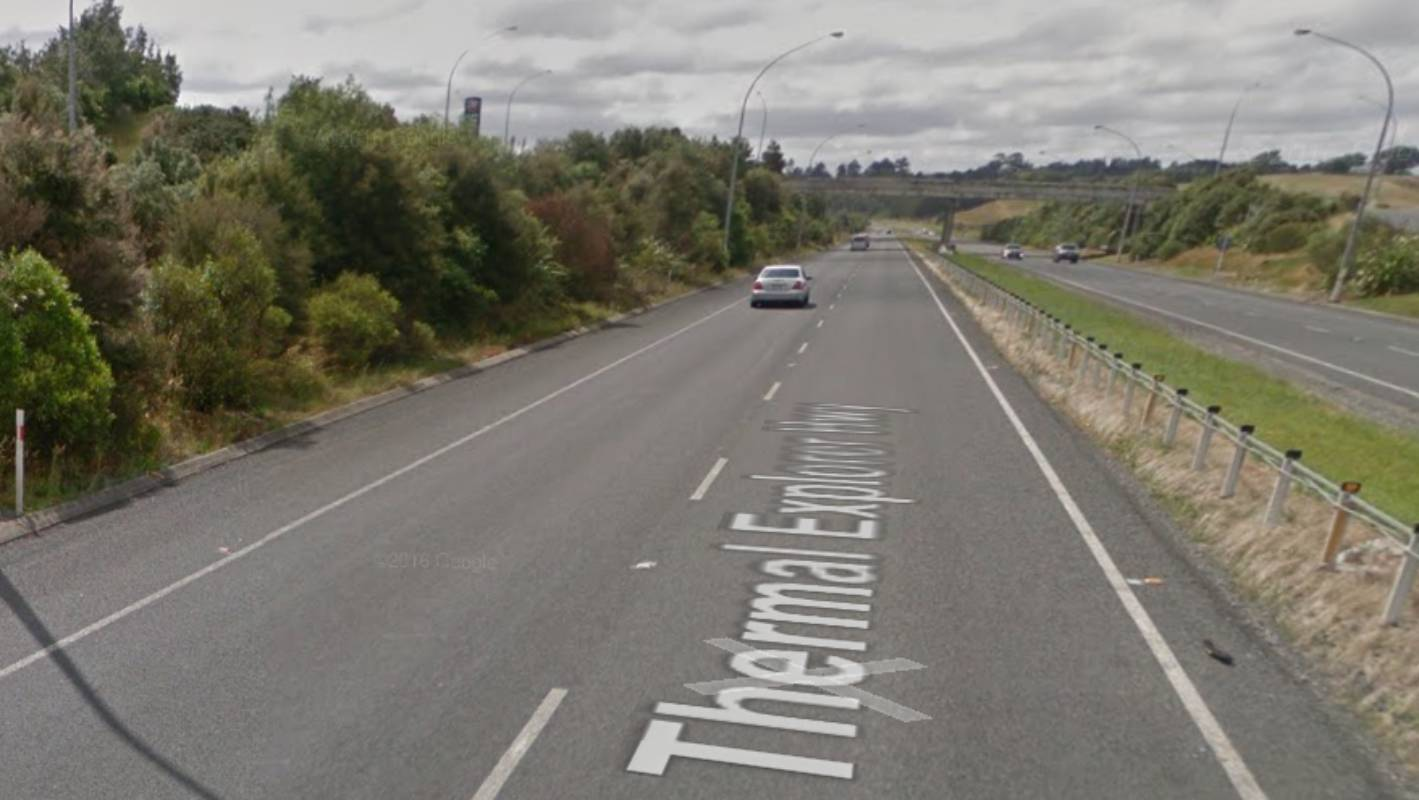 The 80km police pursuit from Waikato to Auckland
