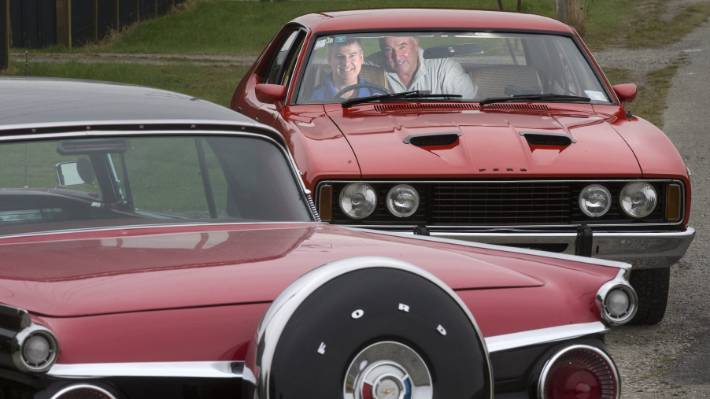 Fords gather for Falcon Fairlane Car Club nationals