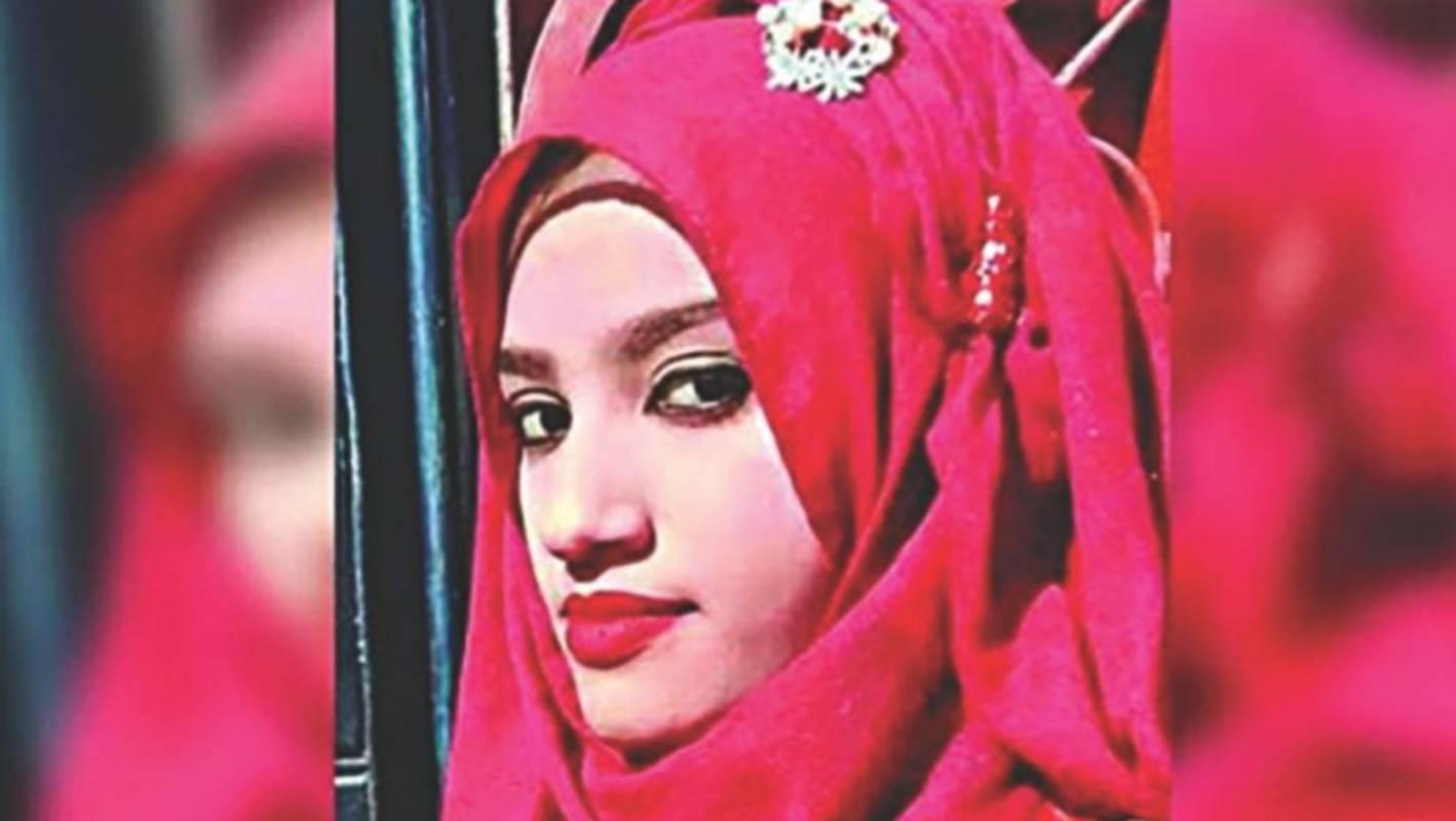 Teenage pige i Bangladesh brændt levende efter rapportering-1846
