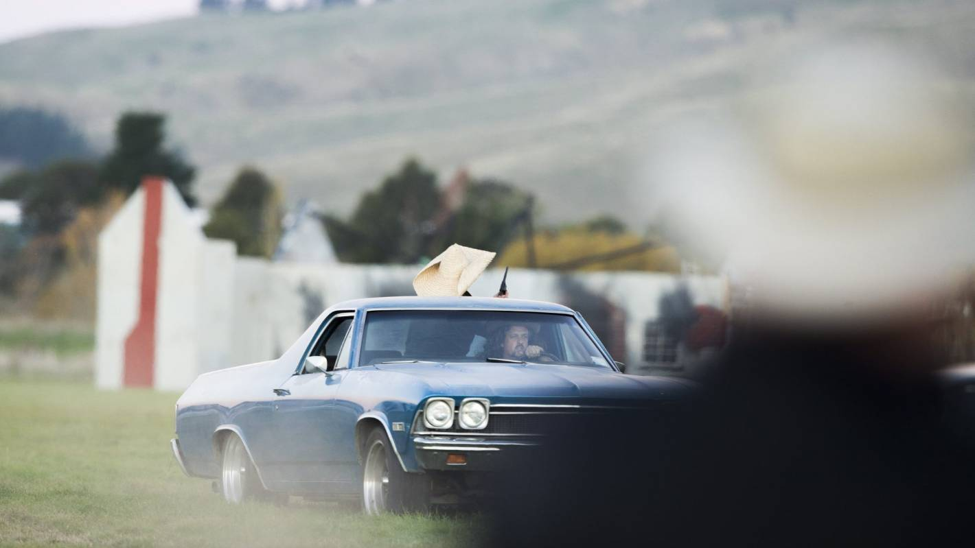 'Cocaine' dropped on Blenheim at opening night of Classic Fighters