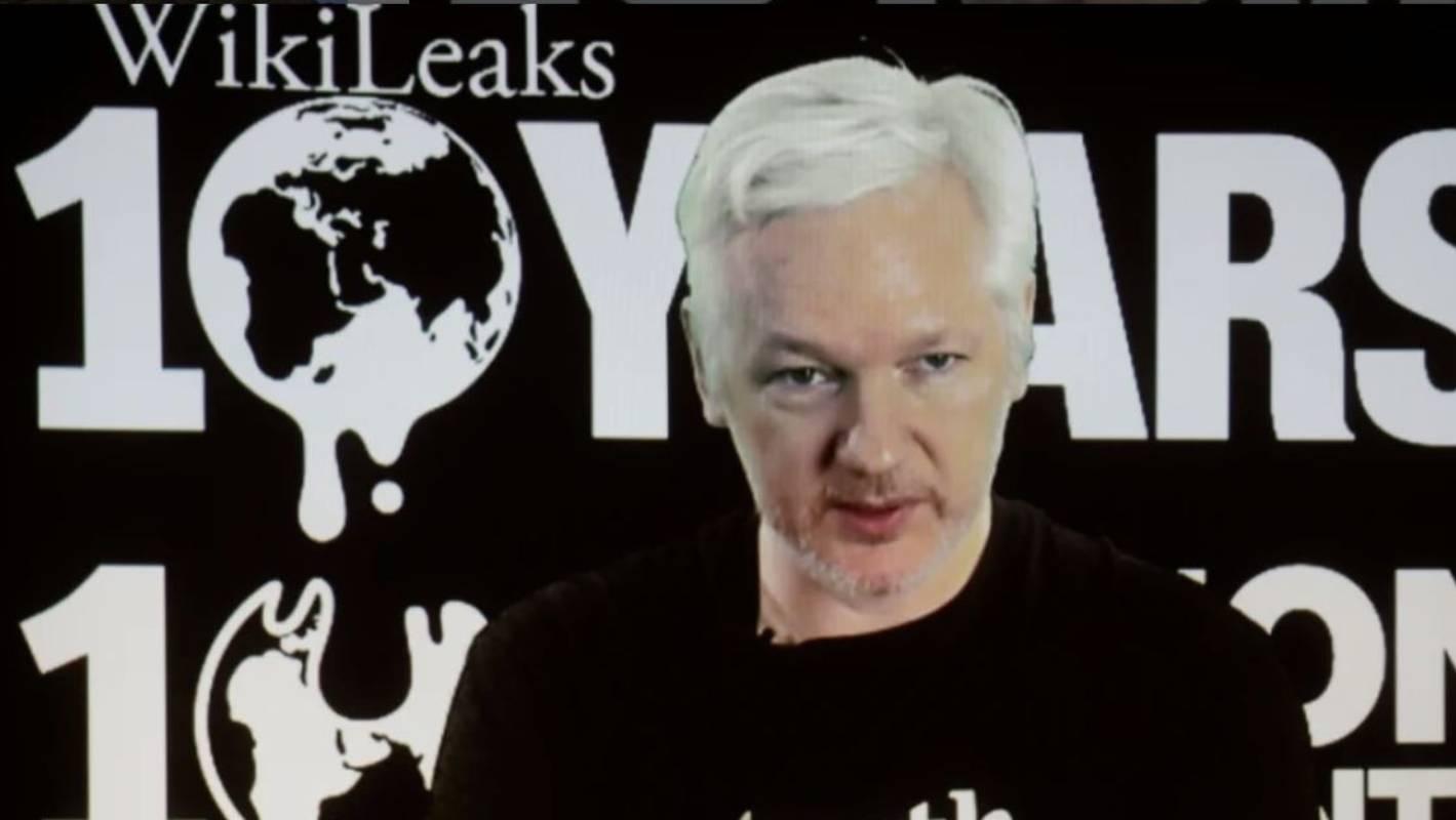 'A monster not a journalist': Mueller report shows Assange lied about Russian hacking