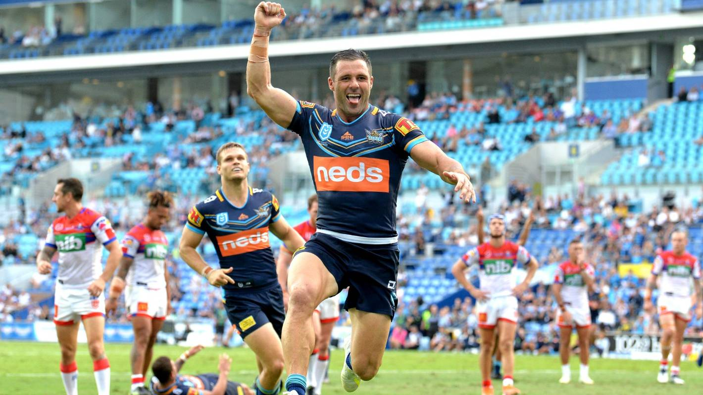 NRL: Newcastle reach crisis point in humbling by Gold Coast