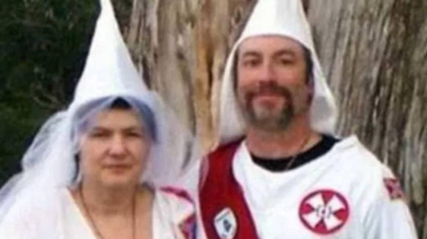 KKK leader's wife admits to killing her husband