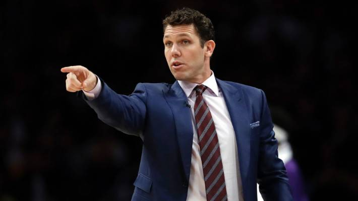 Lakers release statement regarding allegations on Luke Walton