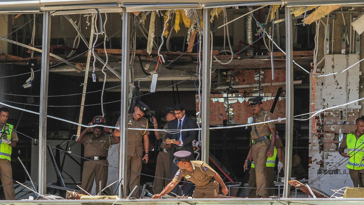 The wealthy, highly-educated Sri Lankans who turned suicide bombers