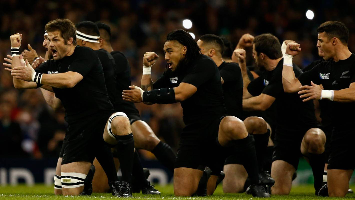Richie McCaw: 'Why we wouldn't have won the haka'