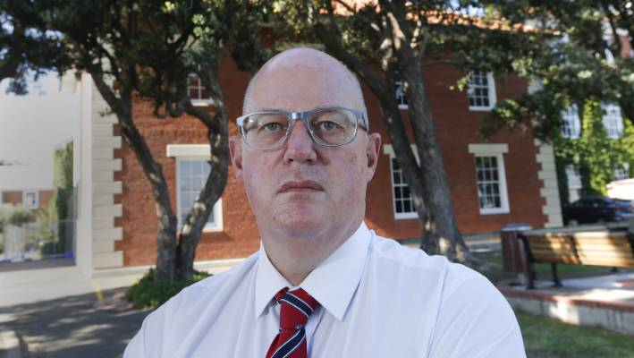 Scots College headmaster accused of making 'sexist' remarks about female students