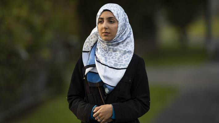 Shahed Omar Abu Jwaied,​ a minority group community worker, was racially abused and assaulted on an Auckland street in February.