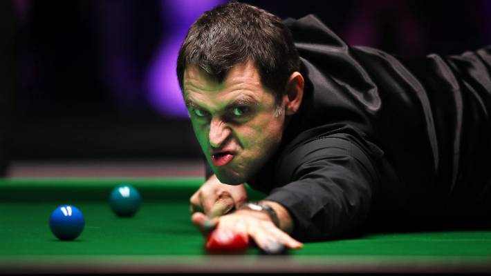 Rocket Ronnie O'Sullivan snookered by 500-1 rank outsider