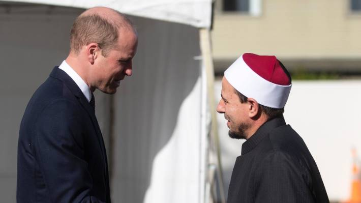Since the attack Fouda has welcomed the likes of Prime Minister Jacinda Ardern, United Nations Secretary-General Antonio Guterres and Prince William to the Al Noor Mosque.