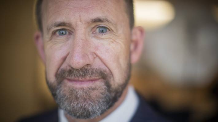 Justice Minister Andrew Little.