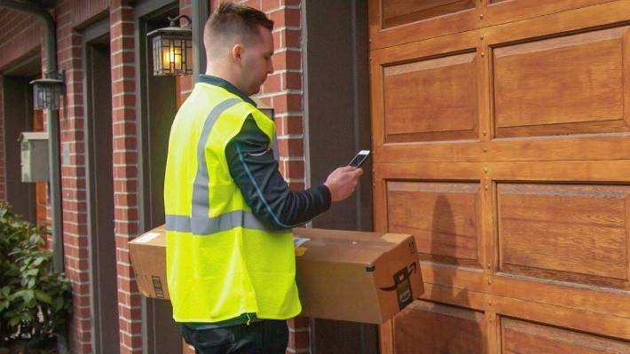 Wouldn't it be helpful if there was any safe way to leave a courier in the porch? Or start up your car? Or garage?