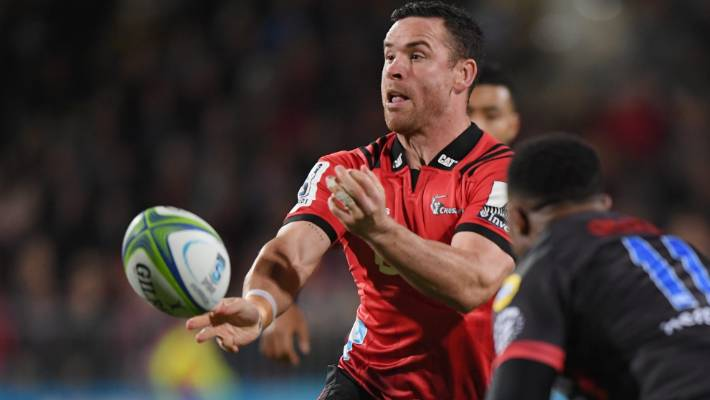 Crusaders top Lions, Highlanders beat Sunwolves