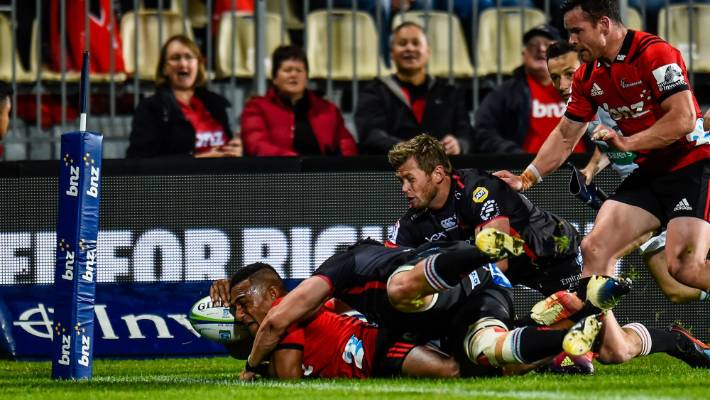 Crusaders vs Lions - Report - Super Rugby 2019 - 26 April, 2019