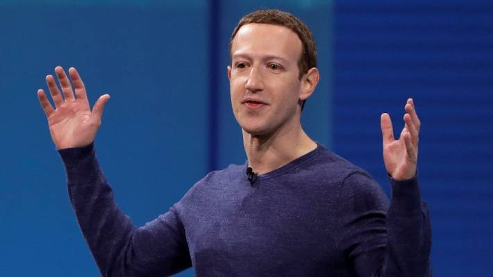 Mark Zuckerberg, CEO of Facebook, who sues three businessmen.