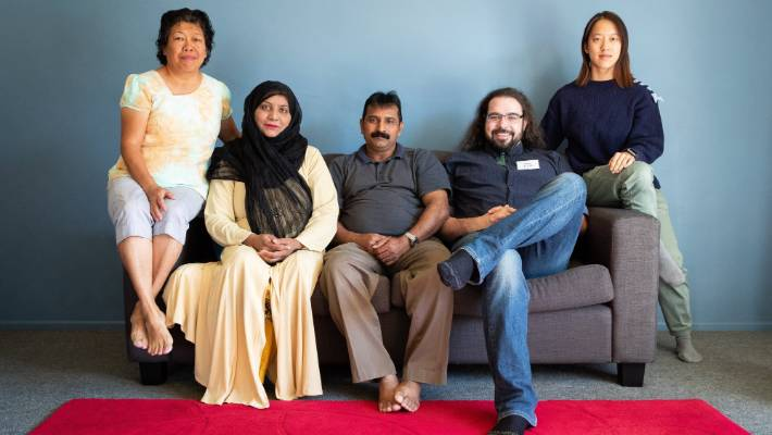 Christchurch attacks 'impetus' behind surge in refugee support volunteers