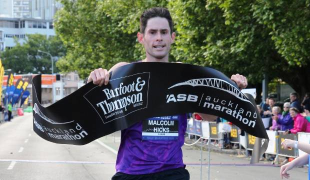 New Zealand's Malcolm Hicks posts Tokyo Olympic qualifying time for marathon