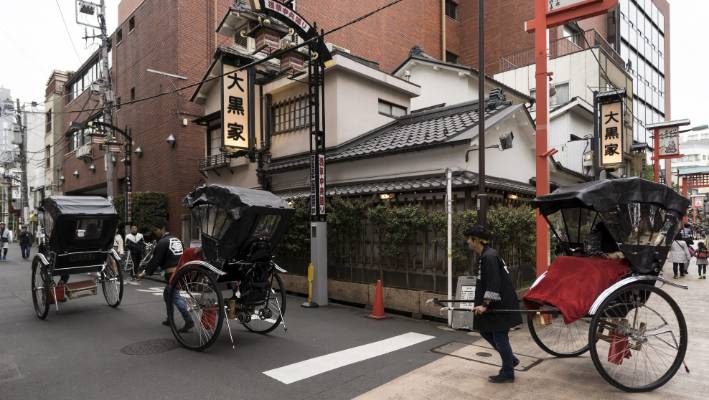 Japanese people are enjoying 10-day break during the Golden Week holiday from April 27-May 6.