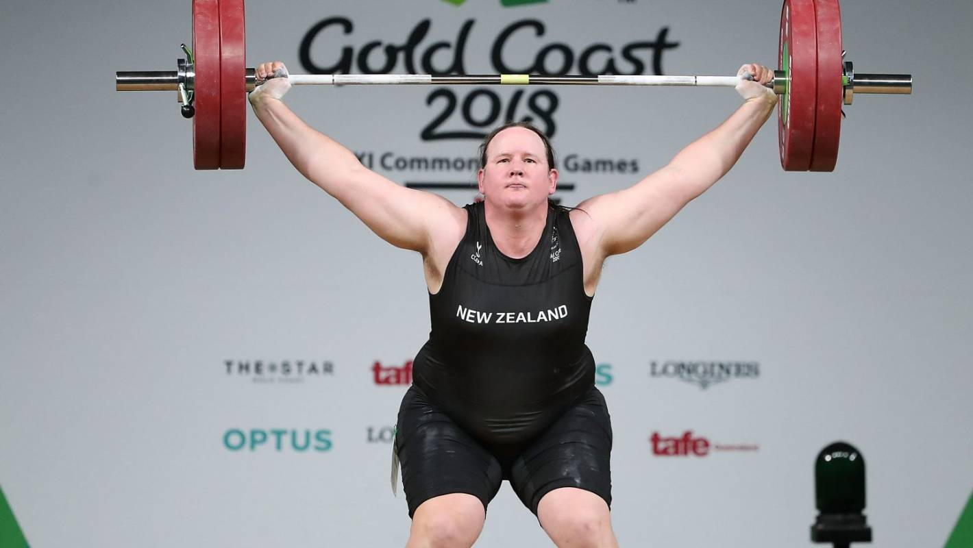 Transgender weightlifter Laurel Hubbard fails to make a lift at Arafura Games - Stuff.co.nz
