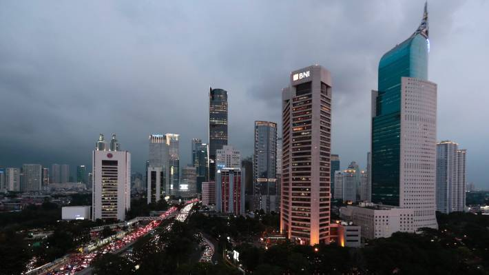 Indonesian president plans to move capital city: minister