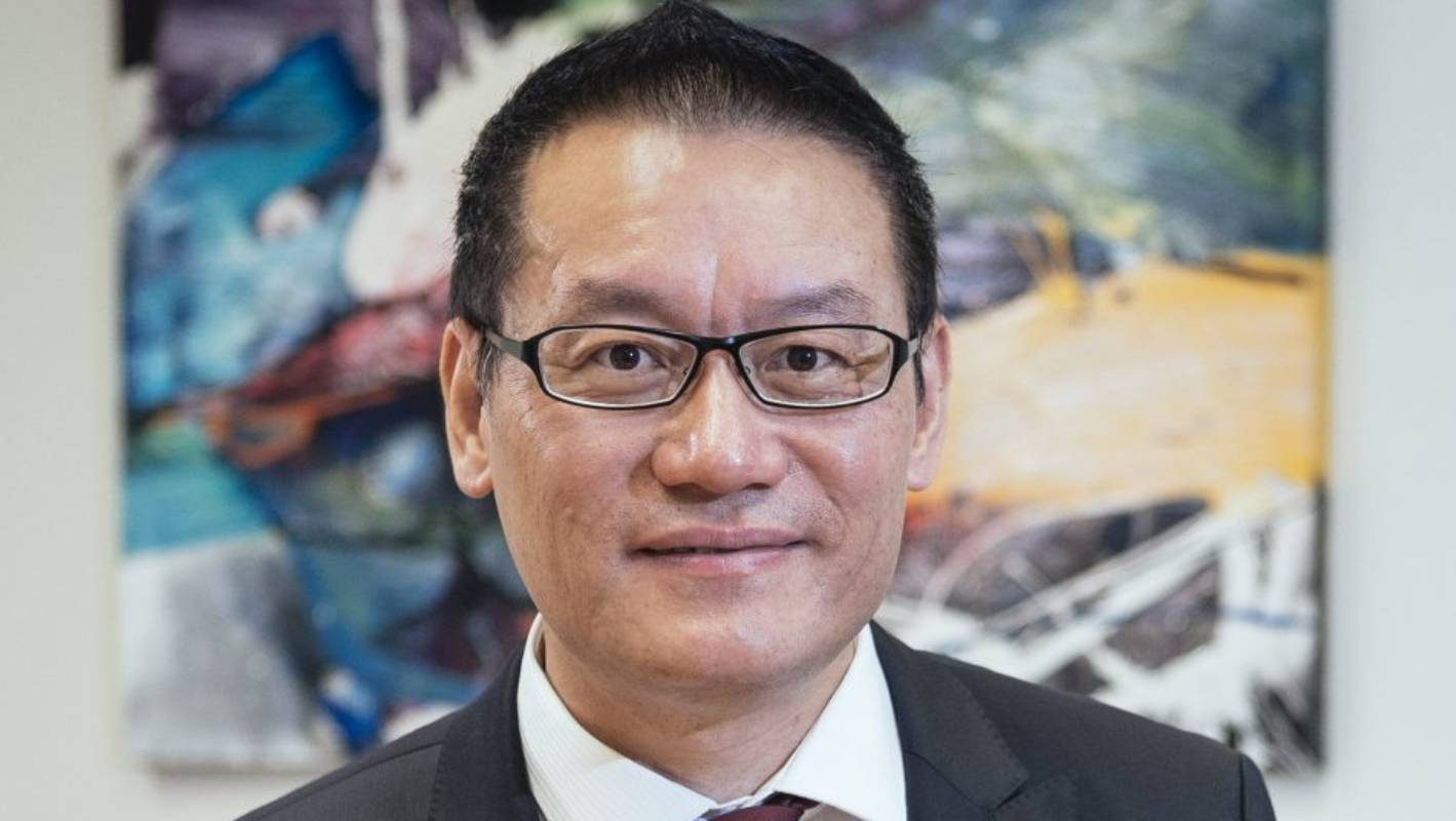 Labour MP Raymond Huo says his party is falling behind on dealings with China