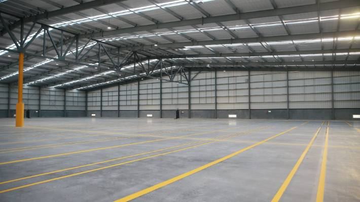 Open Country Dairy is the first confirmed tenant of the freight hub, and will lease a 7000sqm warehouse.
