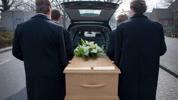 Flat-pack coffins and the Kiwi way of death   Stuff co nz