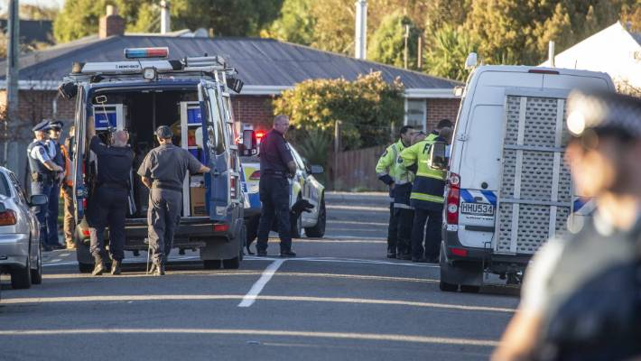 New Zealand police arrest man, find suspected bomb in Christchurch