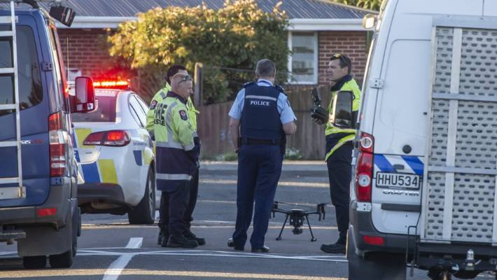 Christchurch man arrested over suspicious device