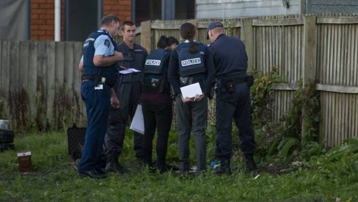 Man charged after suspected explosive device, ammunition found at Christchurch property