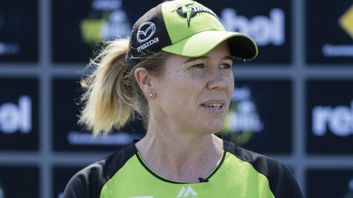 Former Australian female cricket star Alex Blackwell says hopes that James Faulkner is not trying to deliberately introduce himself to his friend & # 39; post.