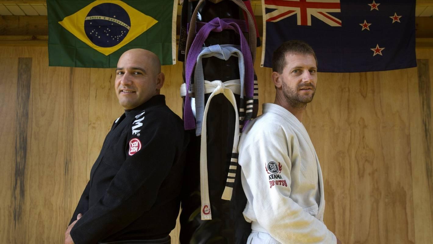 Former Brazilian soldier opens jiu-jitsu gym in Feilding