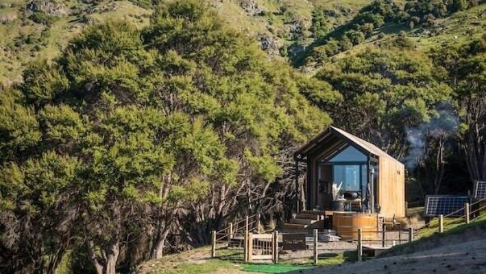 Southern Stays: Living large in a tiny home in Little Akaloa