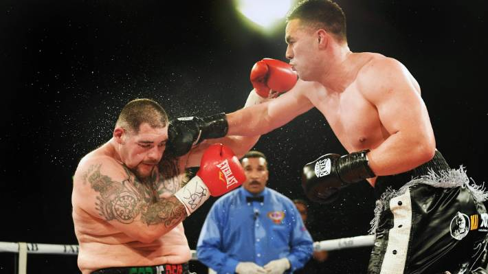 Andy Ruiz lands big shot against Anthony Joshua as Joseph Parker's career stalls