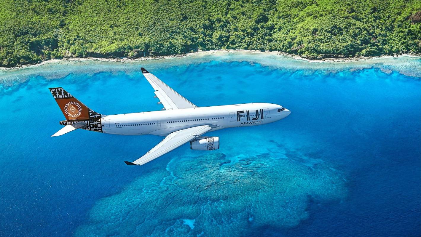 Fiji Airways Bringing A350 Service To Auckland By End Of