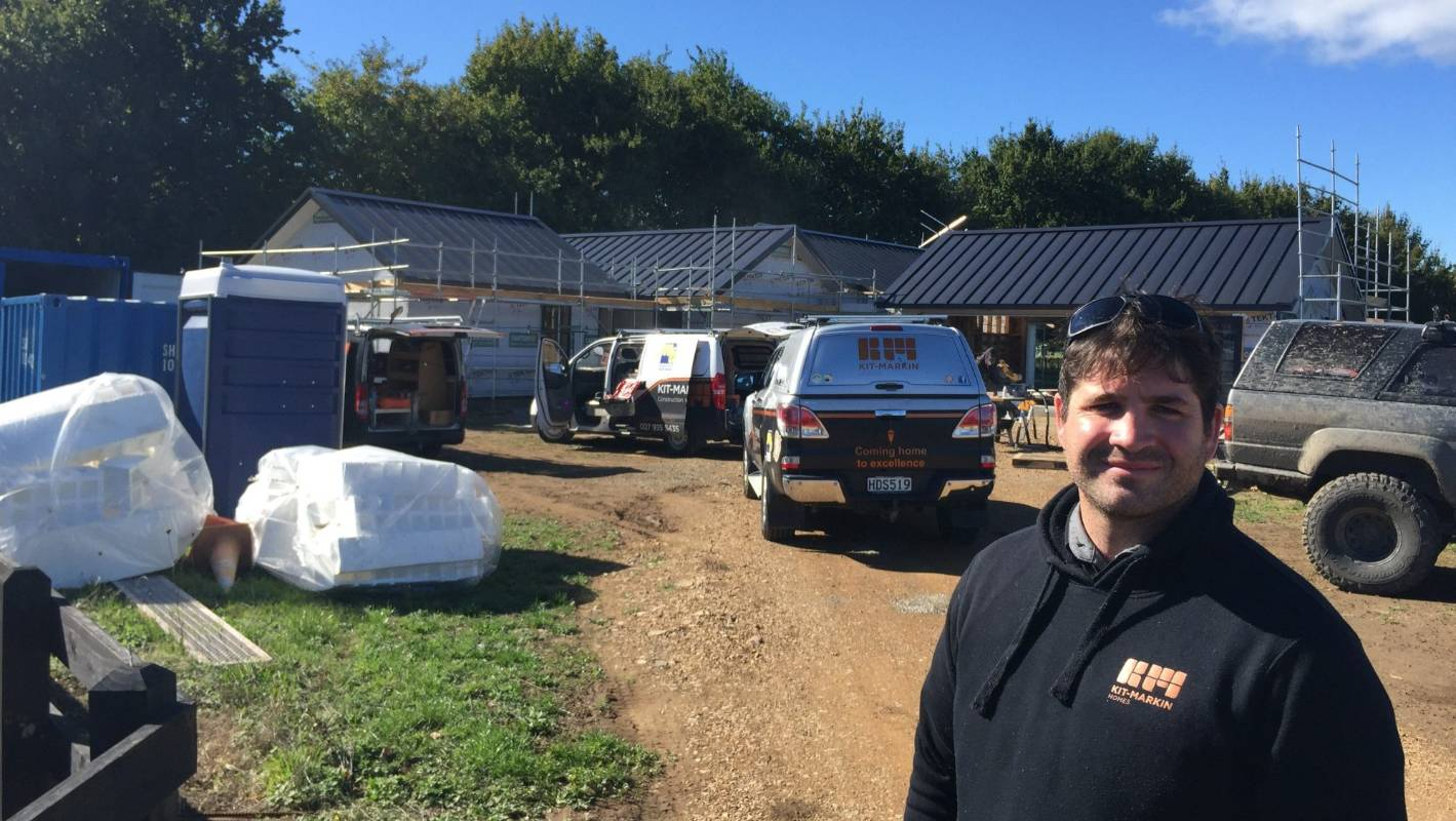 Cambridge builder works with Habitat for Humanity to build homes in Pacific Islands