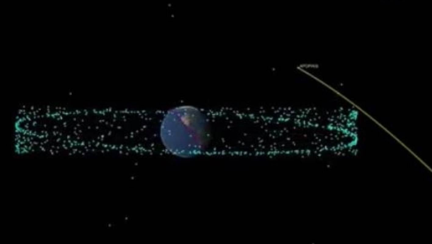 Massive asteroid to fly close to Earth - in a decade's time