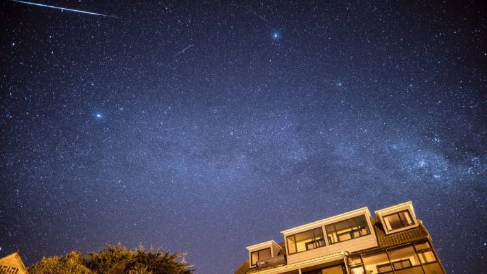 Shooting stars to light up the skies as Eta Aquariid meteor shower