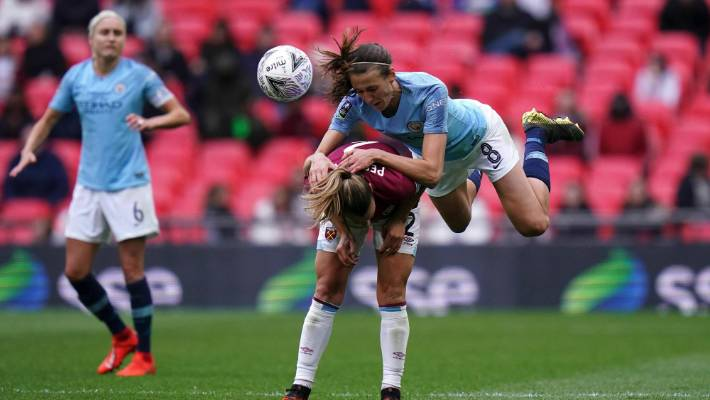 Wembley showpiece is the stuff of dreams for Steph Houghton