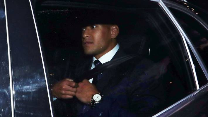 Israel Folau hearing resumes with looming announcement on level of contract breach