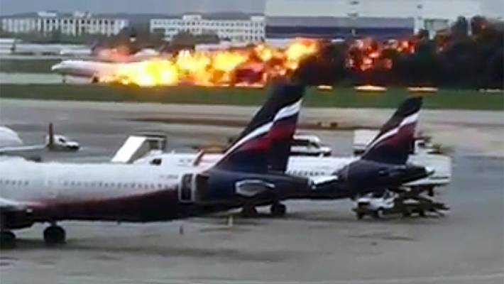 41 killed in Superjet crash!
