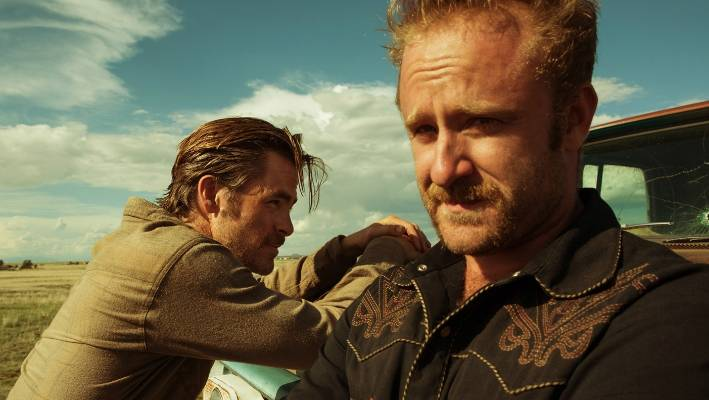 Hell or High Water brought the west into the 21st century.