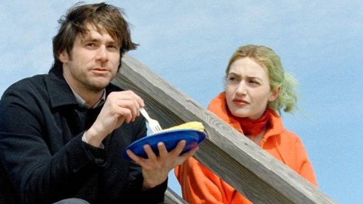 Jim Carrey and Kate Winslet met for Eternal Sunshine of Spotless Mind.